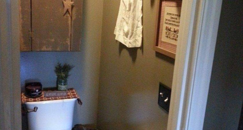 Best Primitive Bathrooms Ideas Pinterest