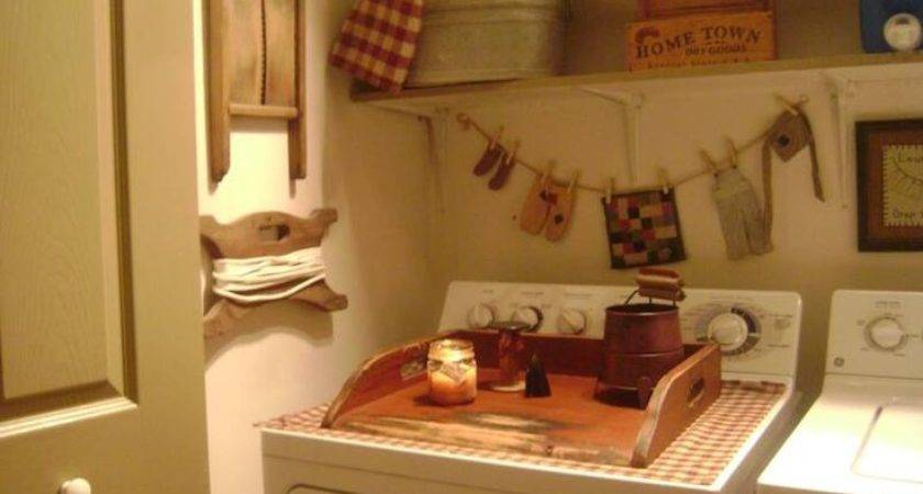 Best Primitive Laundry Rooms Ideas Pinterest
