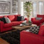 Best Red Sofa Decor Ideas Pinterest Couch