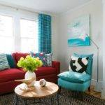 Best Red Sofa Decor Ideas Pinterest
