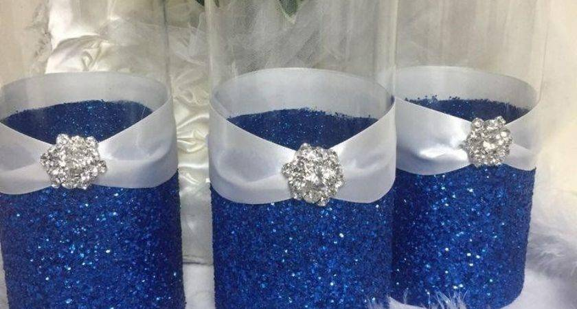 Best Red White Blue Wedding Centerpieces