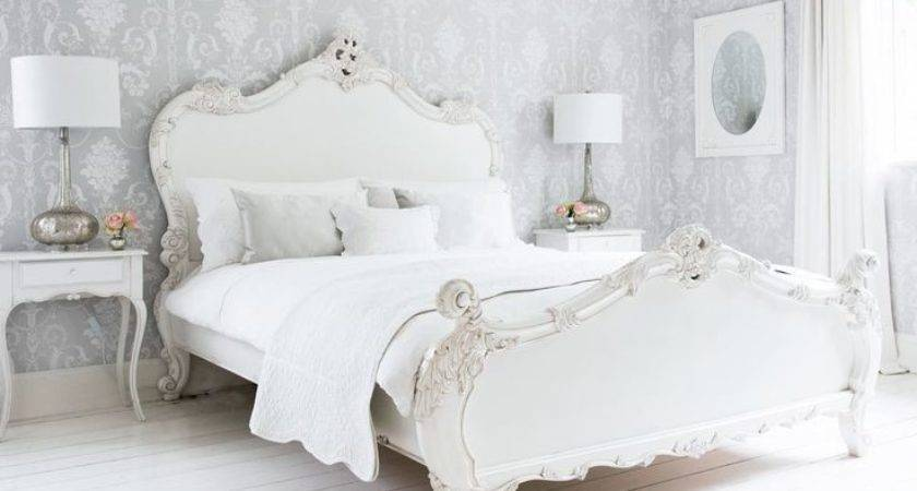 Best Shabby Chic Beds Ideas Pinterest Vintage Bed