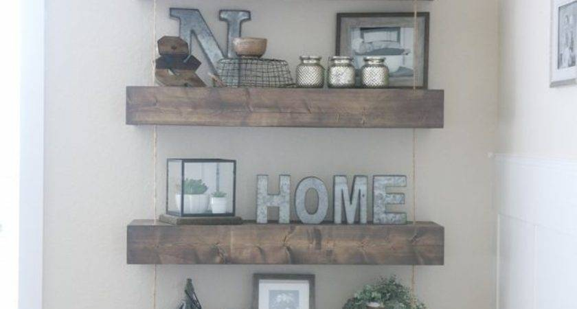 Best Shelf Decorations Ideas Pinterest Living