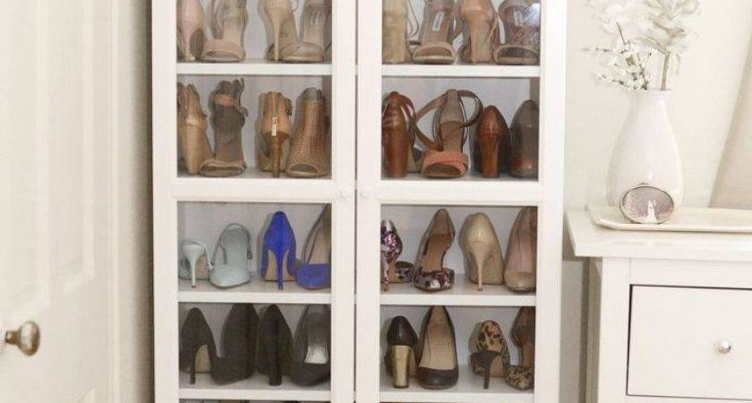 Best Shoe Storage Solutions Ideas Pinterest