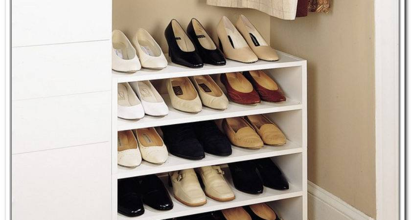 Best Shoe Storage Solutions Small Spaces Home Design