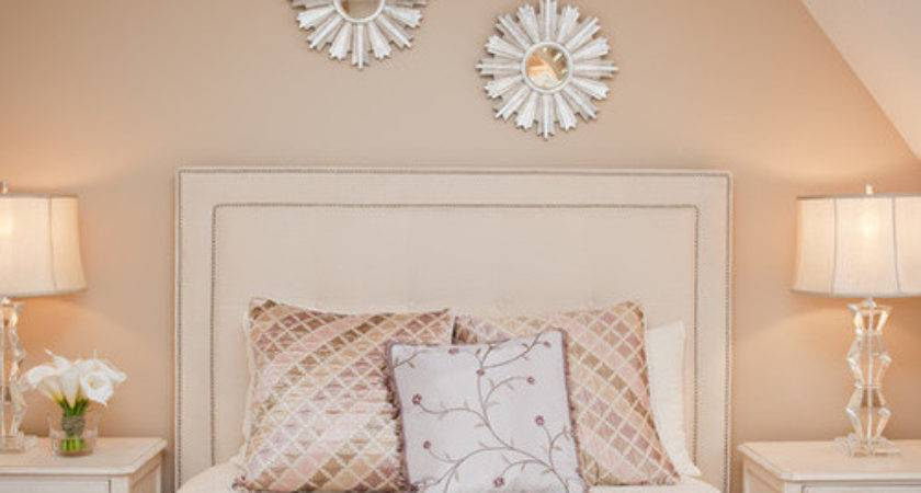 Best Silver Peach Colored Bedrooms