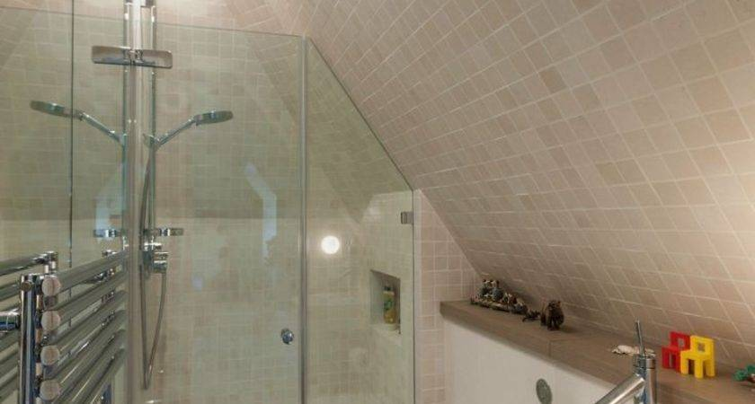 Best Small Attic Bathroom Ideas Pinterest