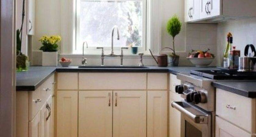Best Small Shaped Kitchens Ideas Pinterest Shape
