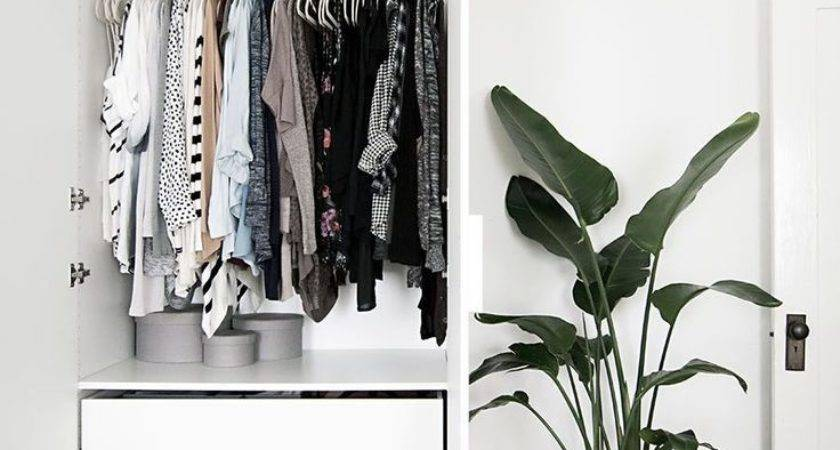 Best Small Wardrobe Ideas Pinterest Under