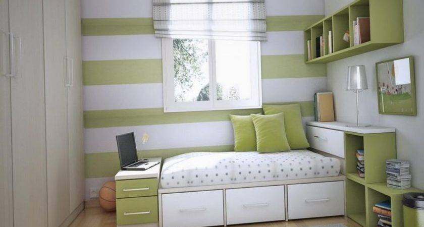 Best Storage Ideas Small Spaces Homemade