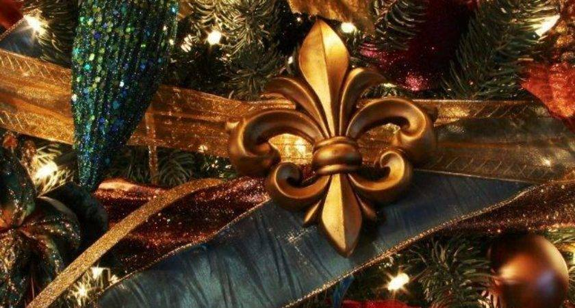 Best Turquoise Gold Christmas Decor