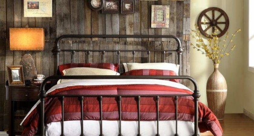 Best Vintage Industrial Bedroom Ideas Pinterest