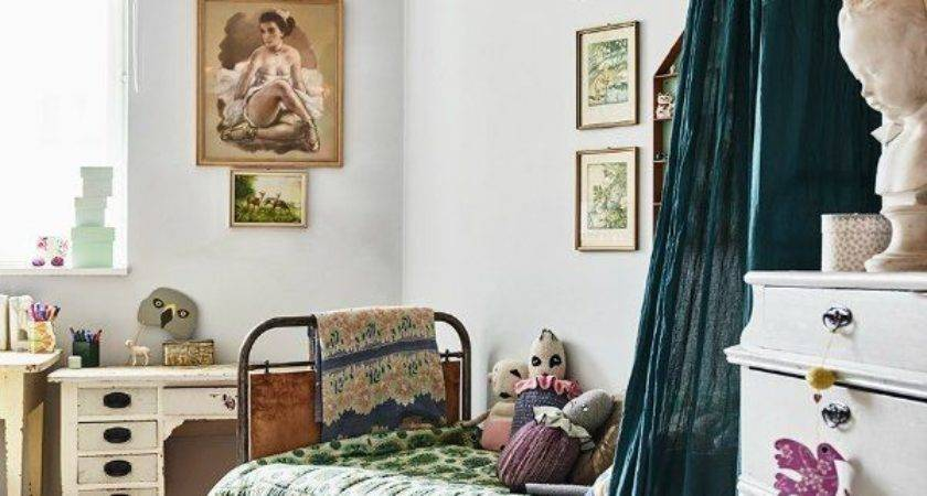 Best Vintage Kids Rooms Ideas Pinterest