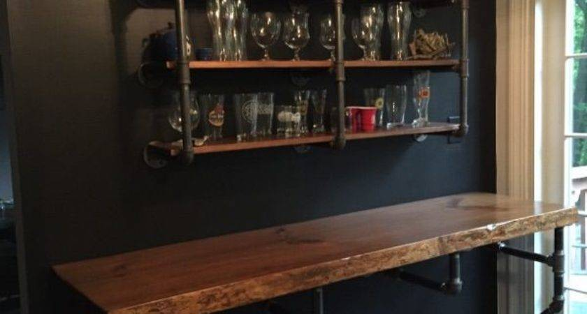 Best Wall Bar Ideas Pinterest Diy