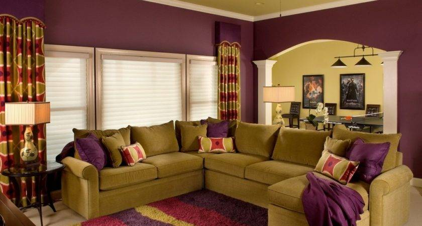 Best Wall Color Small Living Room Home
