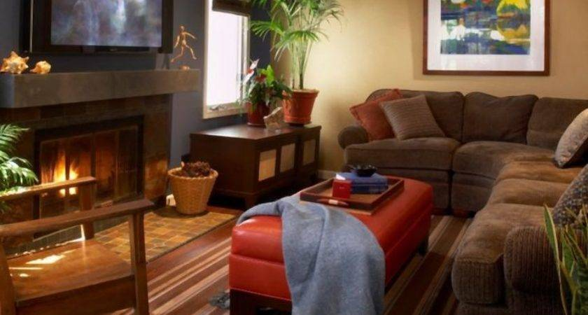 Best Warm Living Rooms Ideas Pinterest