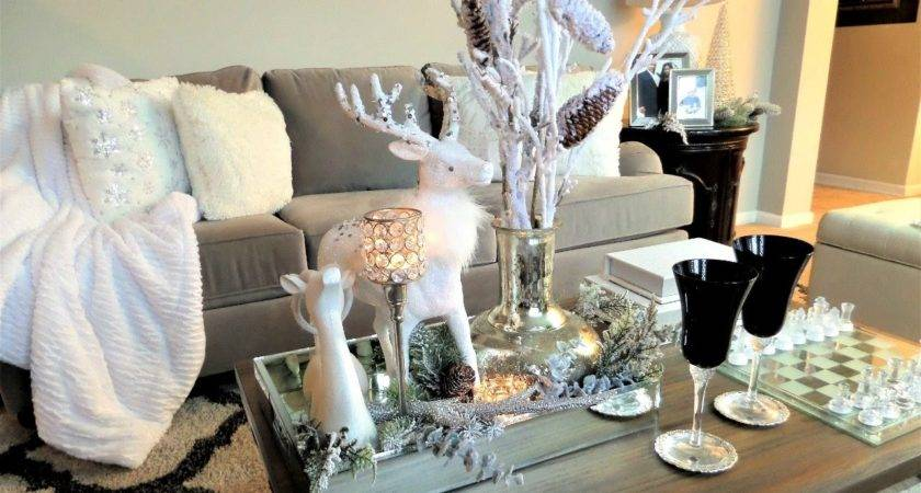 Best Ways Decorate Coffee Table