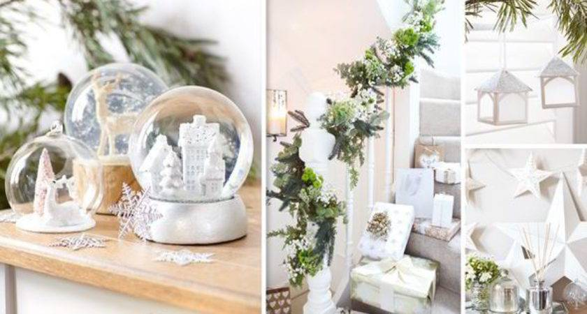 Best White Silver Decorations Christmas