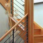 Best Wood Stair Railings Ideas Pinterest Porch