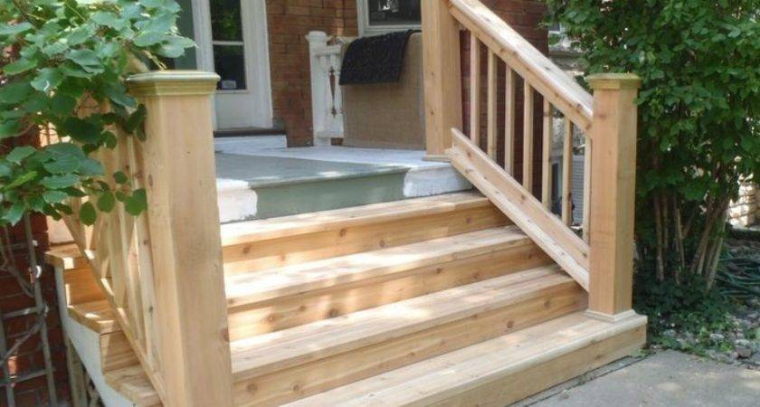 Best Wooden Steps Ideas Pinterest Patios