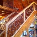 Better Than Imagined Interior Balcony Stair Wood