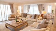 Beyond White Bliss Soft Elegant Beige Living Rooms