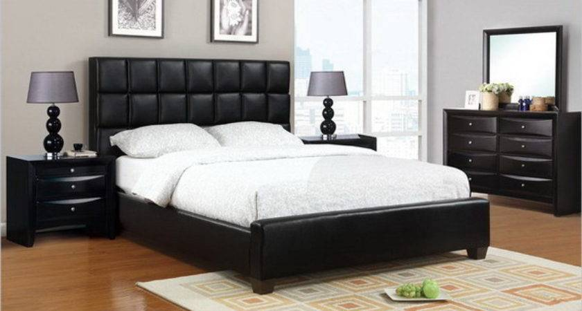 Black Bedroom Furniture Any Interior Style Home Decor