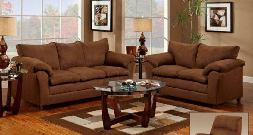 Black Brown Living Room Chocolate Accents Furniture