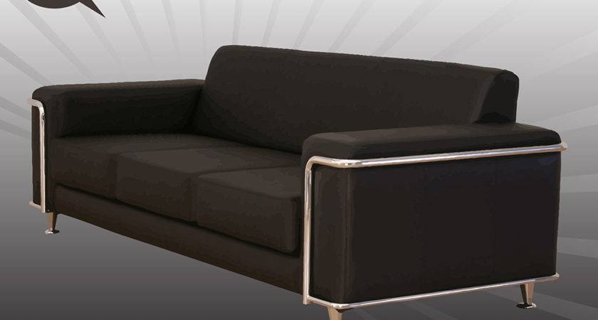 Black Couch Vector Art Graphics Freevector