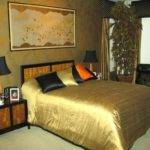 Black Gold Bedroom Decor Interior Design