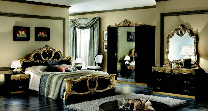 Black Gold Bedroom Decor Trends Also Home