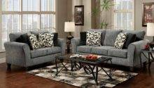 Black Living Room Furniture Ideas Various Styles