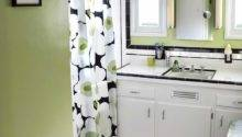 Black White Bathroom Accent Color Google Search