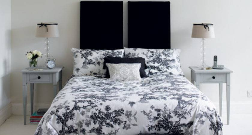Black White Bedroom Designs Interior Designing Ideas
