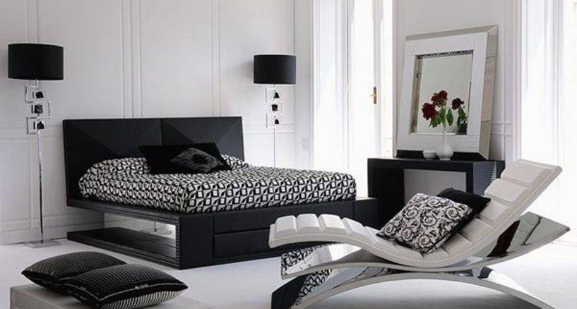 Black White Bedrooms Designs Discosparadiso