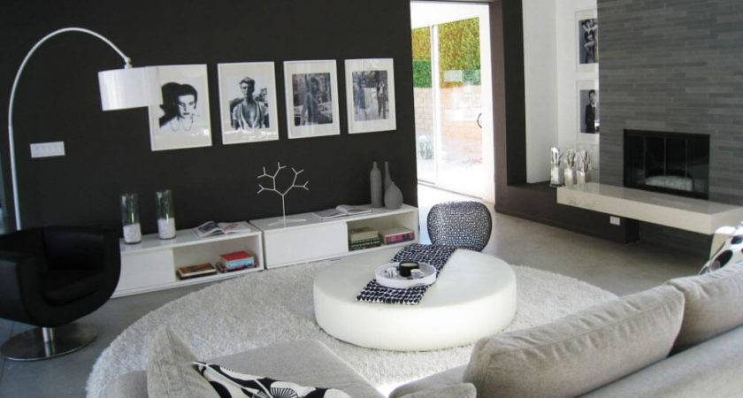 Black White Gray Living Rooms Best Auto Reviews