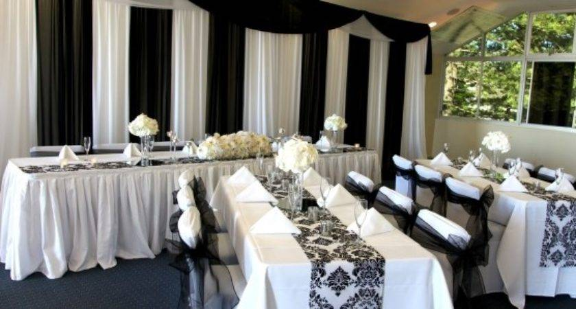 Black White Wedding All Venues