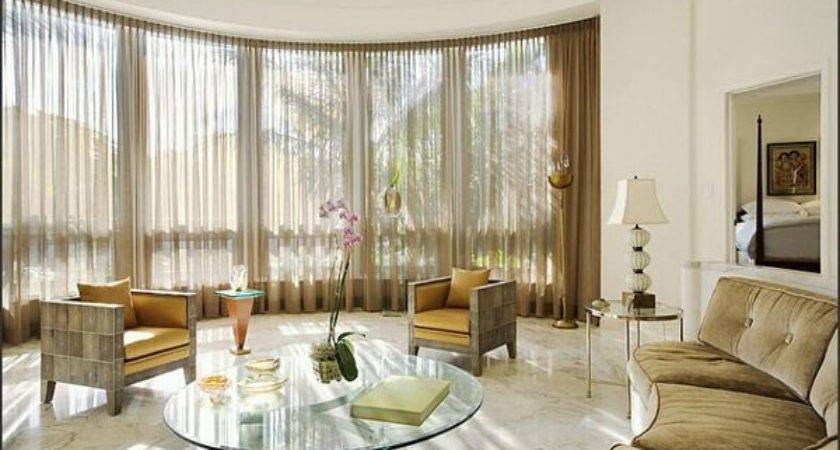 Blind Curtains Stunning Modern Style Living Room