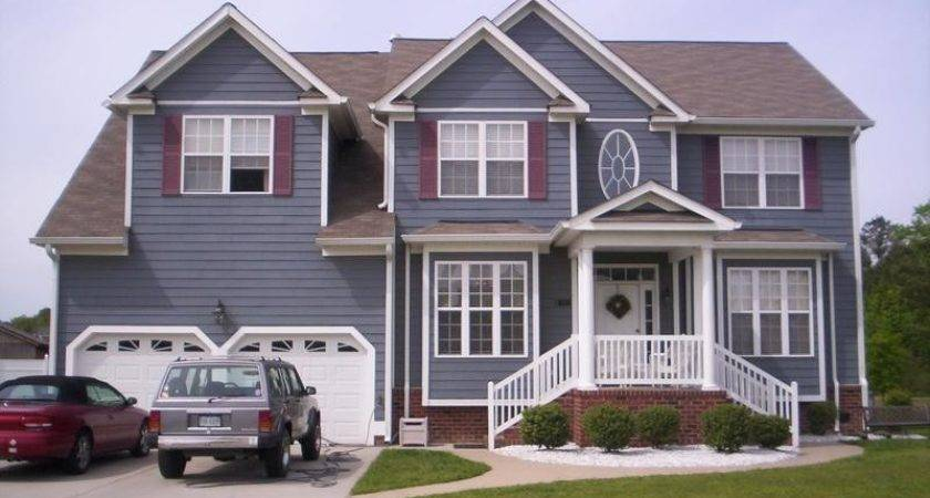 Bloombety Best Exterior House Color Schemes