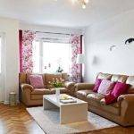 Bloombety Calm Simple Living Room Decorating Ideas