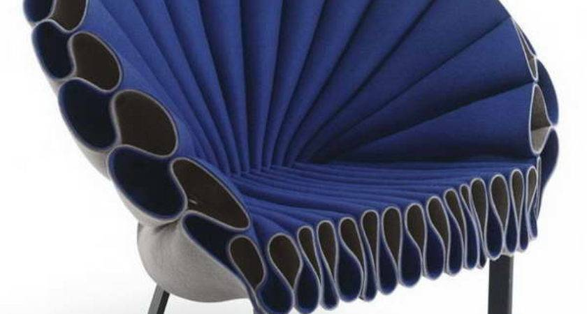 Bloombety Cappellini Peacock Chair Modern Design