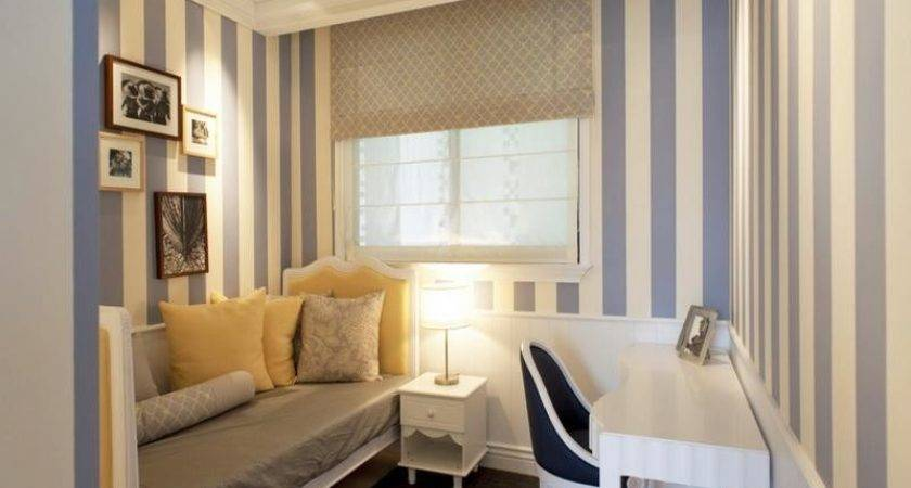 Bloombety Comfortable Small Guest Bedroom Ideas
