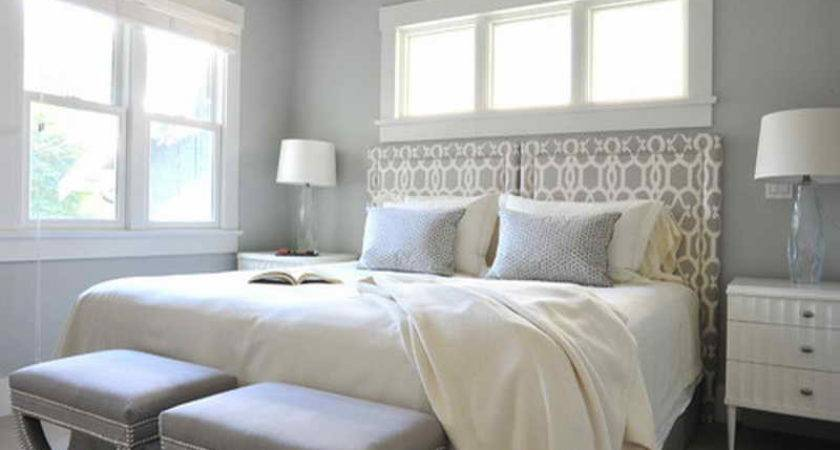 Bloombety Grey Paint Colors Bedroom Bright