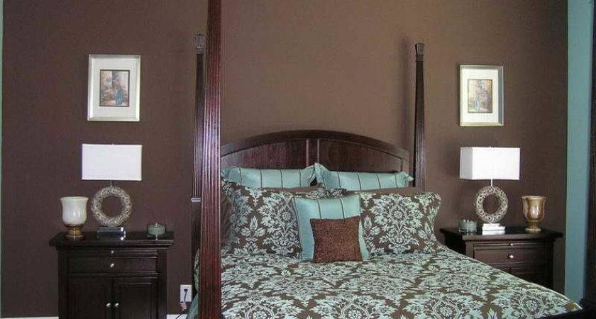 Bloombety Master Bedroom Painting Ideas Brown Wall