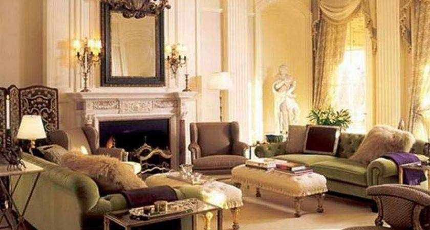 Bloombety New Orleans Style Home Interior Living Room