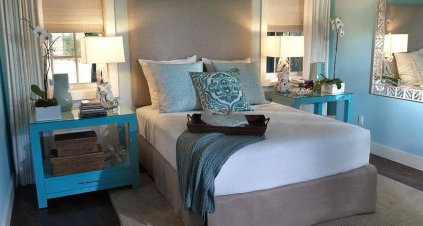 Bloombety Pretty Master Bedrooms Blue Paint Color