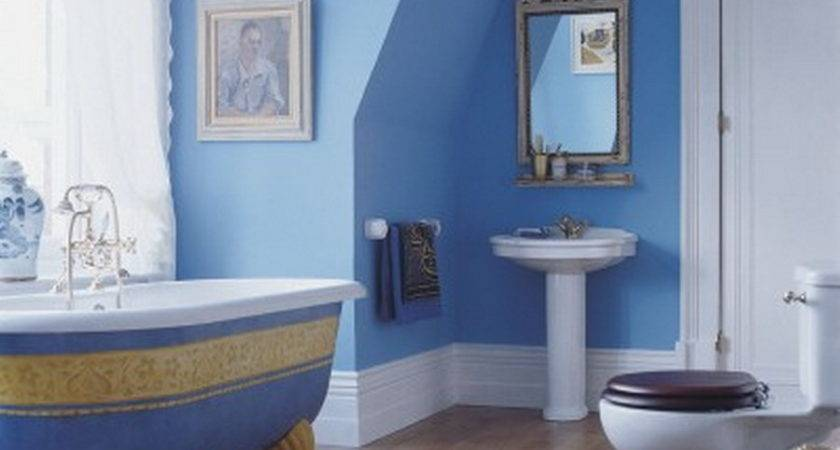 Blue Bathroom Ideas Gratifying Love Color