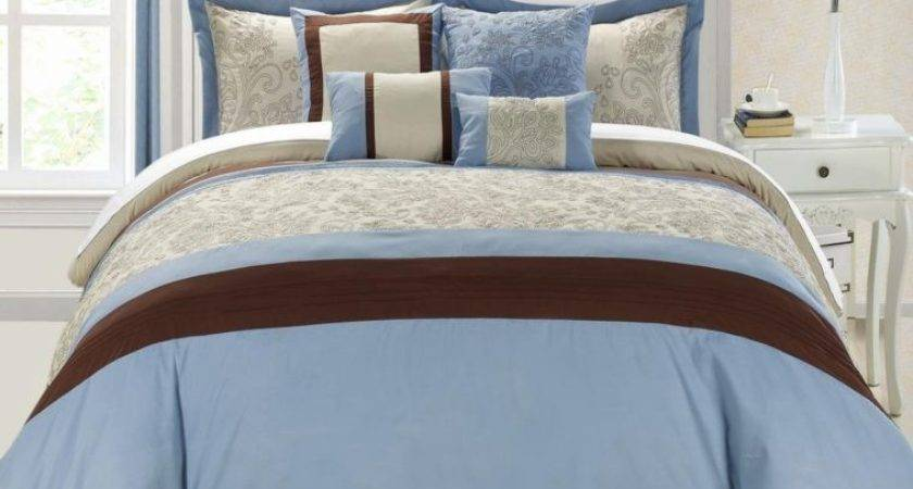 Blue Bedding Sets Matching Curtains Home