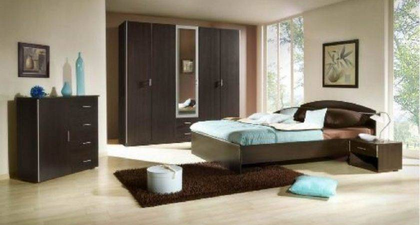 Blue Brown Bedroom Colors Ideas Home Decorating
