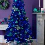 Blue Christmas Decorations Celebrations